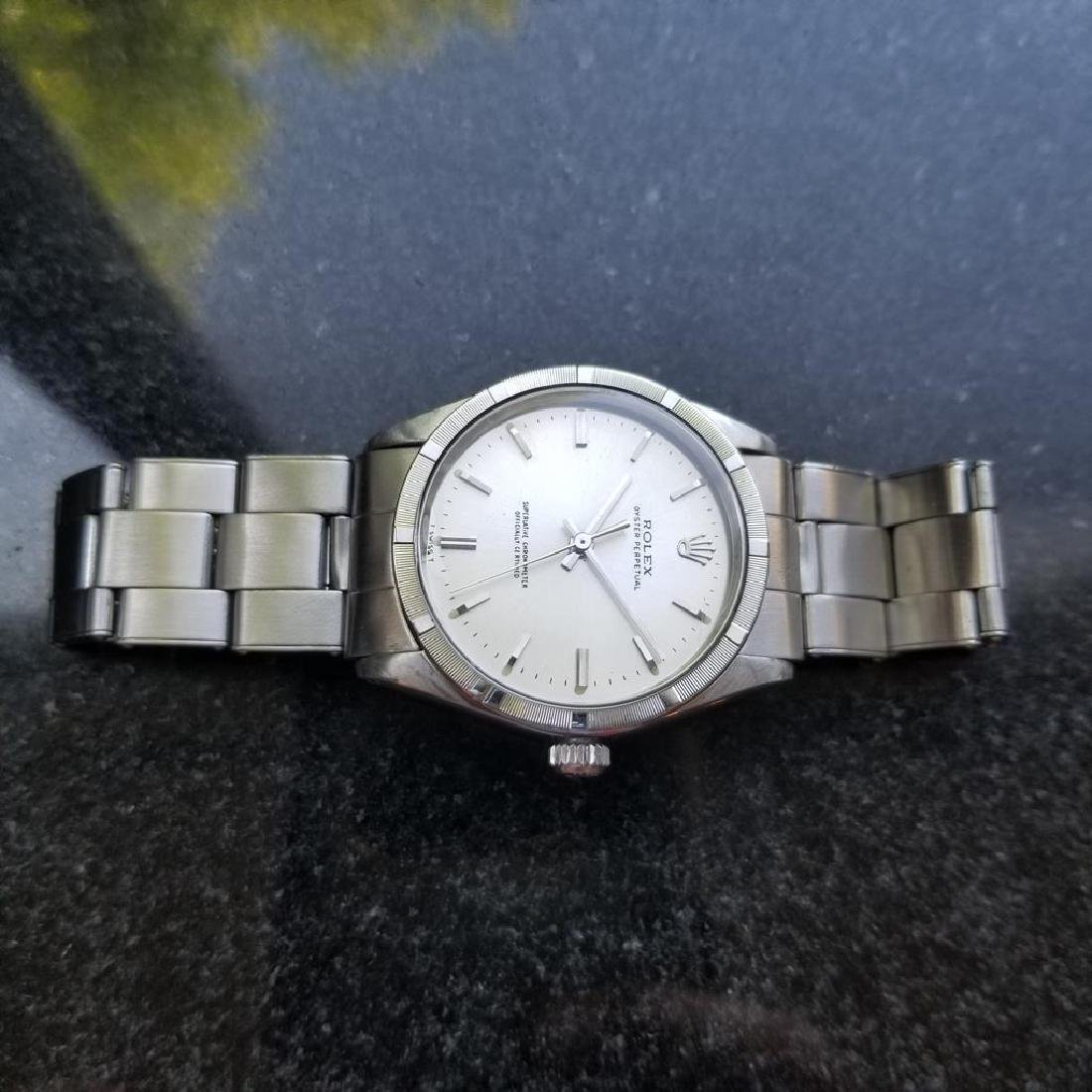 ROLEX Men's Oyster Perpetual 1007 Automatic cal.1570 - 5