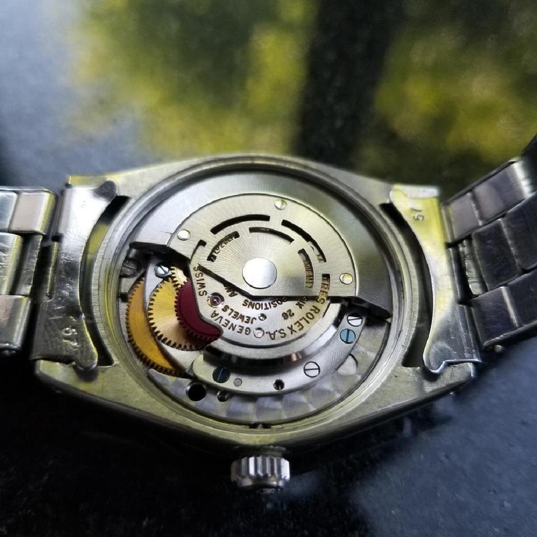 ROLEX Men's Oyster Perpetual 1007 Automatic cal.1570 - 9