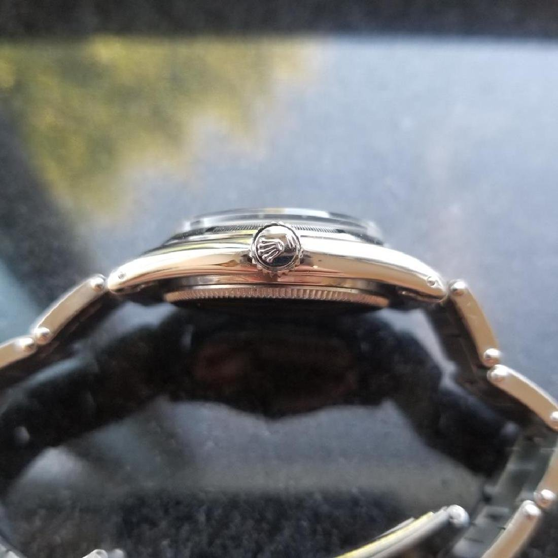 ROLEX Men's Midsize Rolex Oyster Perpetual 6549 - 4
