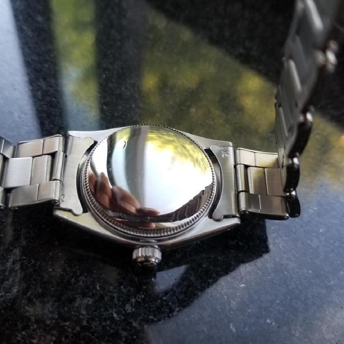 ROLEX Men's Midsize Rolex Oyster Perpetual 6549 - 7