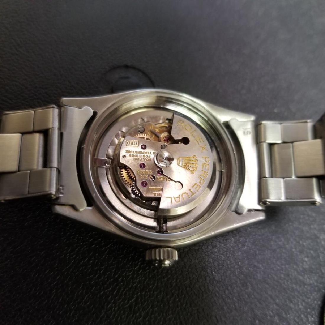 ROLEX Men's Midsize Rolex Oyster Perpetual 6549 - 9