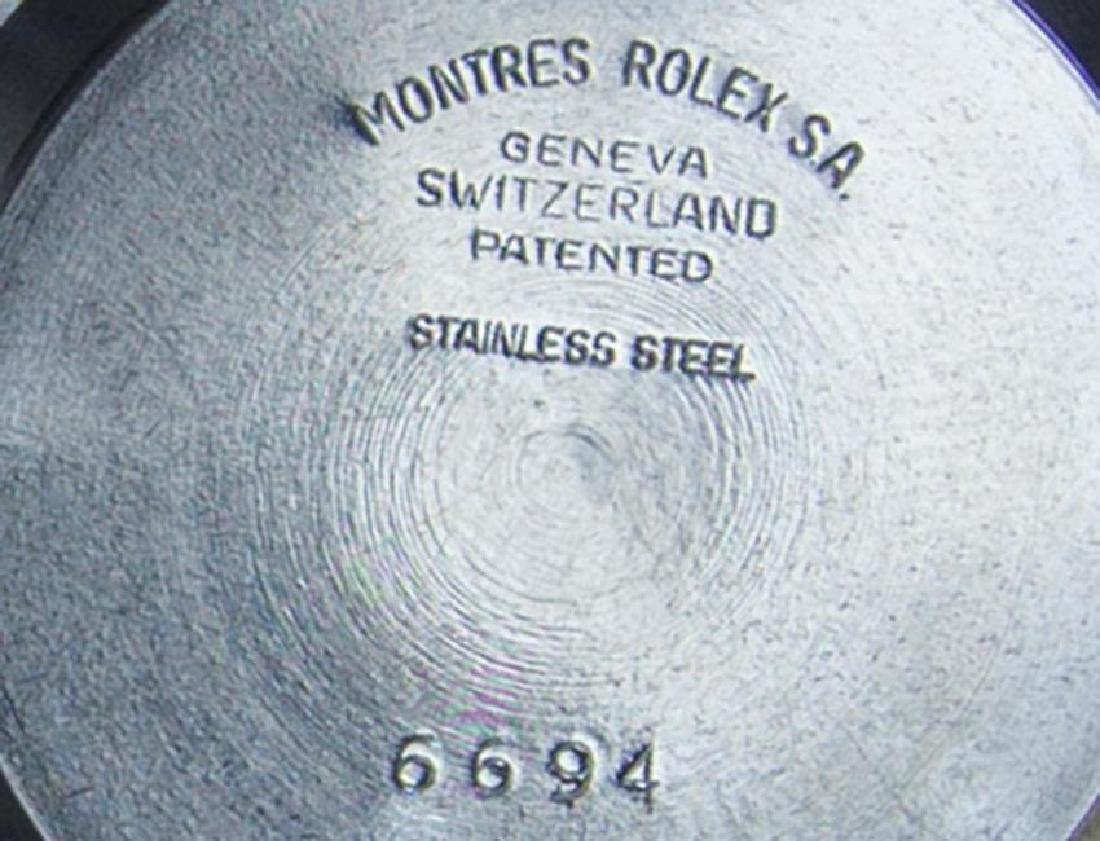Rolex Vintage Oysterdate Precision 6694 Swiss Made - 10