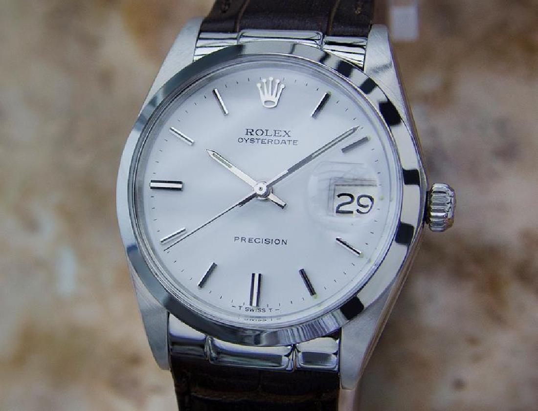 Rolex Vintage Oysterdate Precision 6694 Swiss Made
