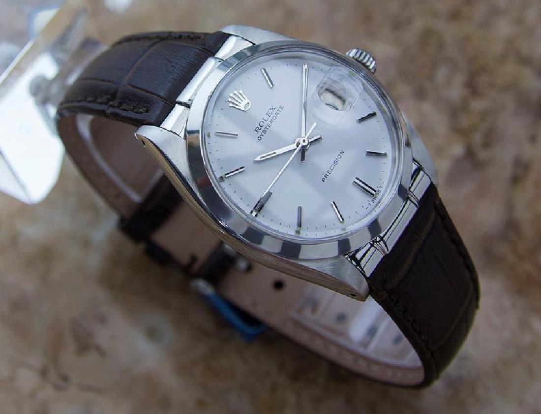 Rolex Vintage Oysterdate Precision 6694 Swiss Made - 3