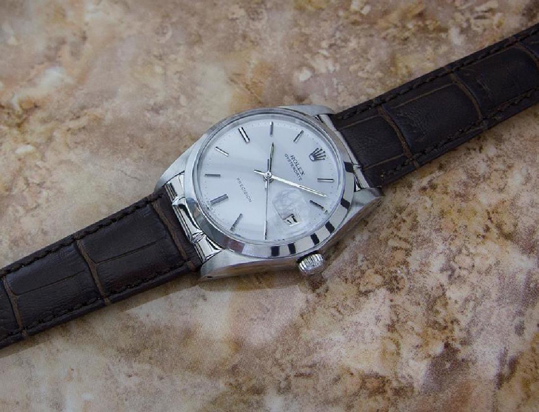 Rolex Vintage Oysterdate Precision 6694 Swiss Made - 7