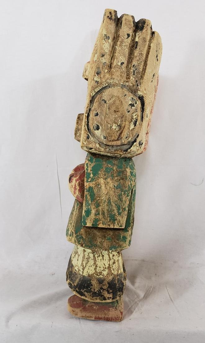 Large Hopi Cotton Wood Kachina Doll Ca 1930's - 2