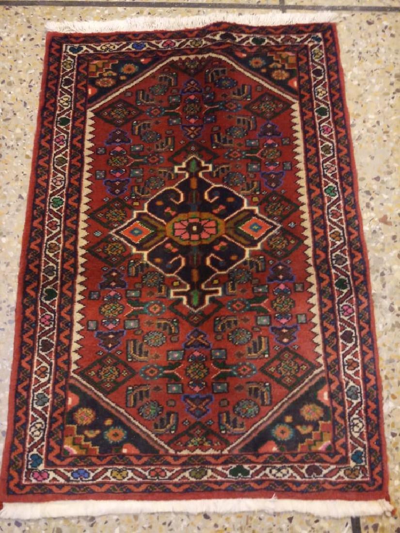 Vintage Persian Rug 3x5