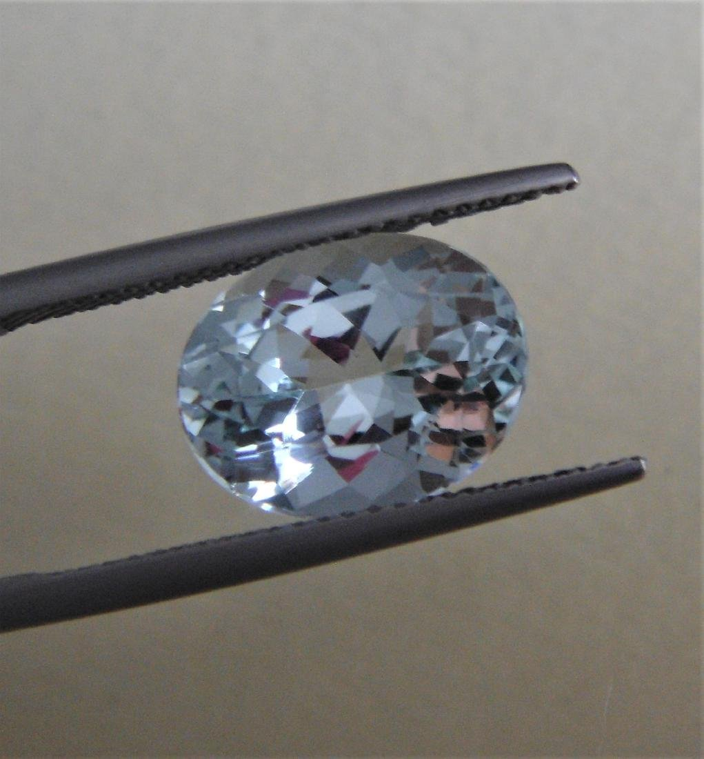 Aquamarine - 4.05 ct - 2