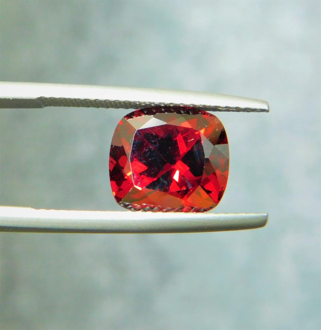 Vivid Red Rhodolite 5.00 Cts