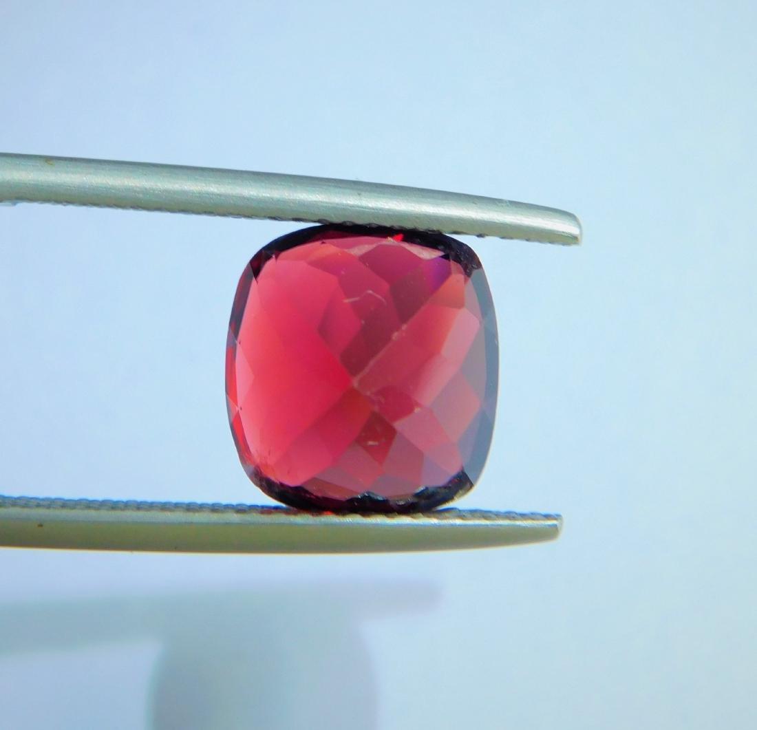 Vivid Red Rhodolite 5.00 Cts - 2