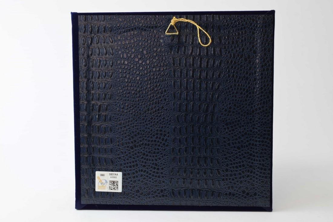 Ferro Lorenzo - Murano glass gold leaf image - 6