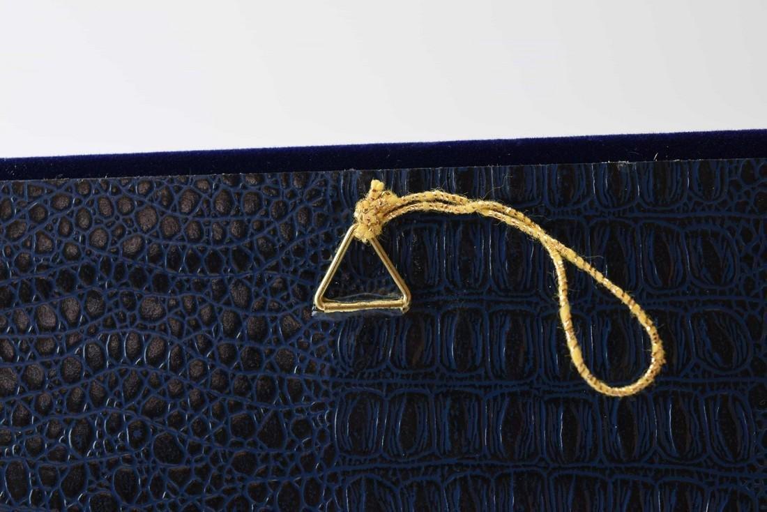 Ferro Lorenzo - Murano glass gold leaf image - 8