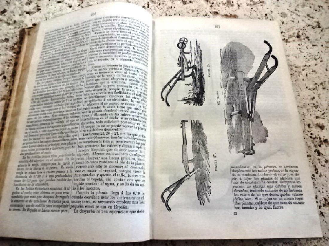 1873 El Cultivador. Publicacion Agricola - 2