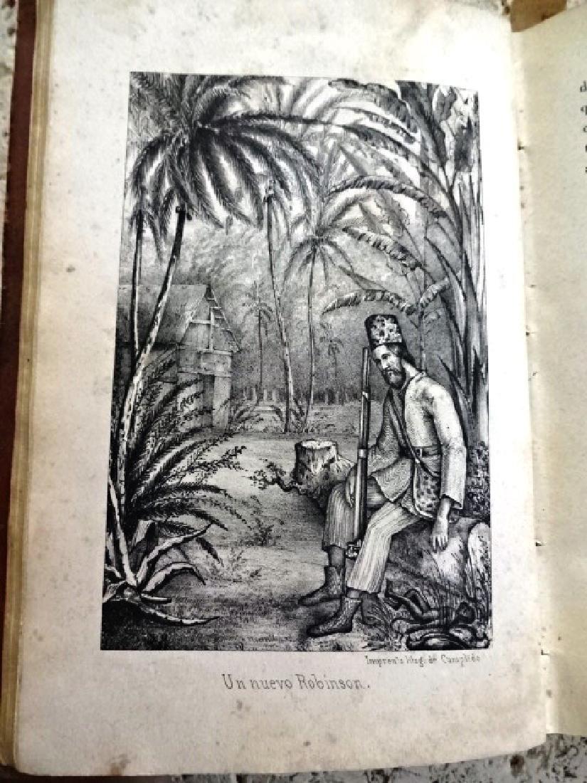 1844 Fossey Viage A Mejico - 2