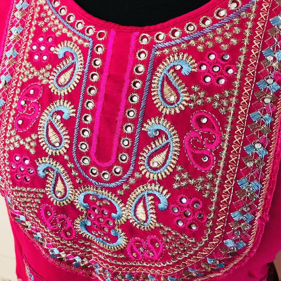 Vintage Women's Custom Handmade Designer Dress Size EUR - 3