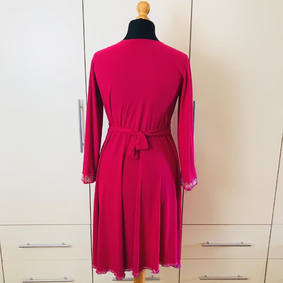 Vintage Women's Custom Handmade Designer Dress Size EUR - 6