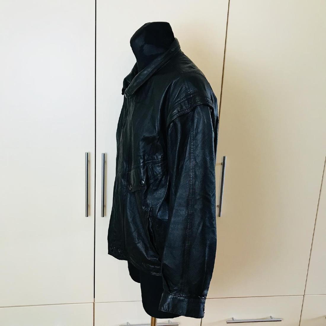 Vintage Men's Boecker Leather Jacket Size US 42 - 3