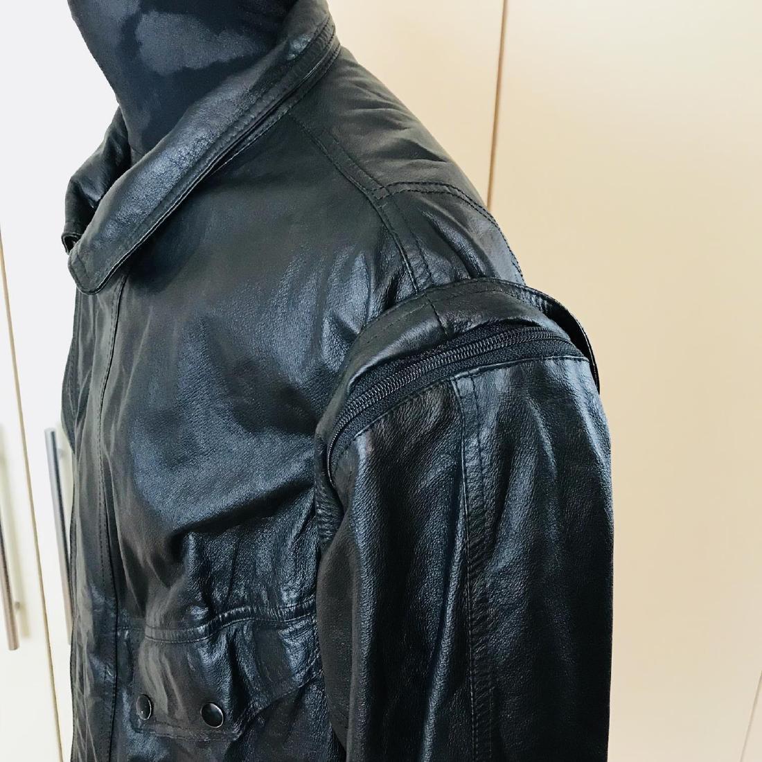 Vintage Men's Boecker Leather Jacket Size US 42 - 4