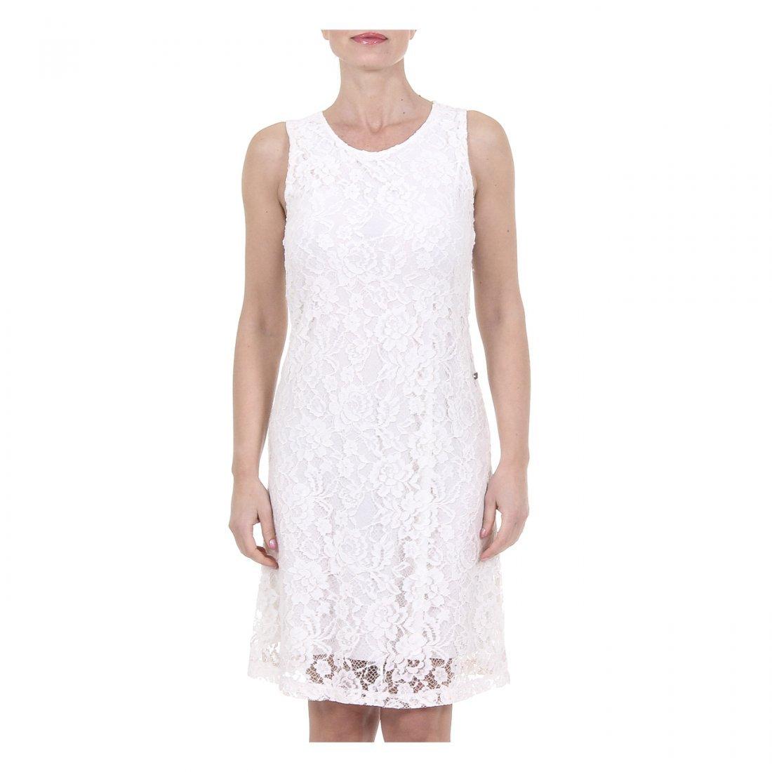 Ladies VERSACE 1969 White Summer Dress
