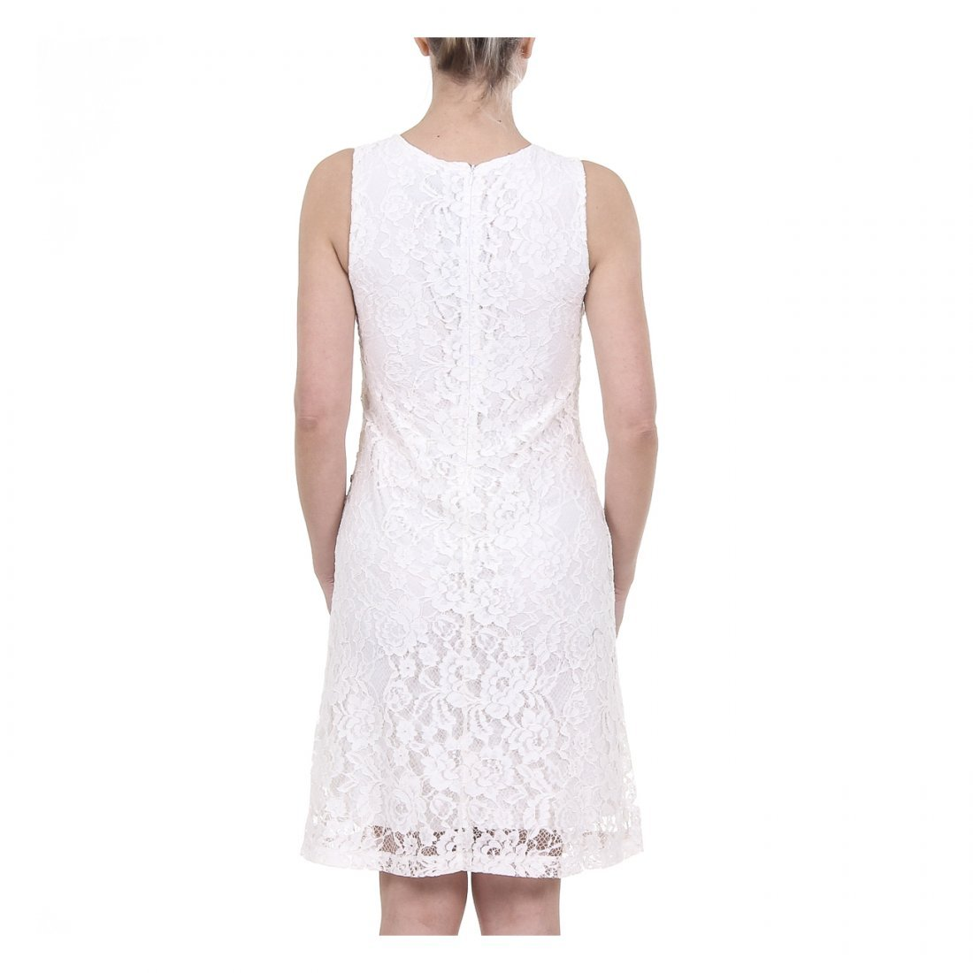 Ladies VERSACE 1969 White Summer Dress - 3