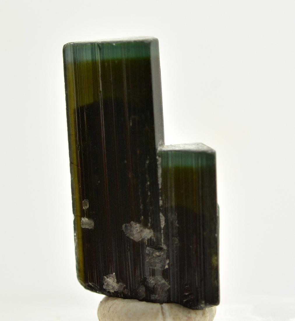 Green Cap Tourmaline - 3