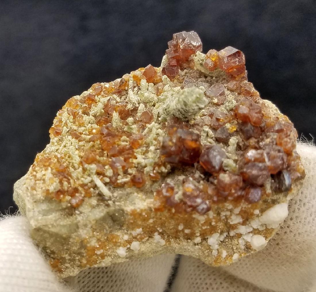 NATURAL GARNET SPECIMEN - 2