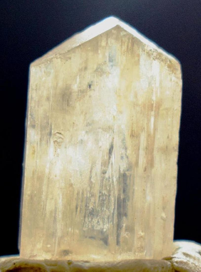 Top Quality V Shape Terminated Kunzite Hiddenite - 5