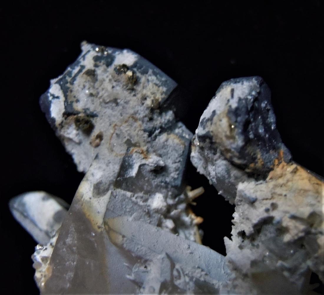AESTHETIC COMBO - QUARTZ GALENA & PYRITE - 2