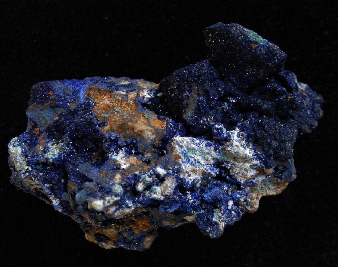 LUSTROUS BLUE AZURITE
