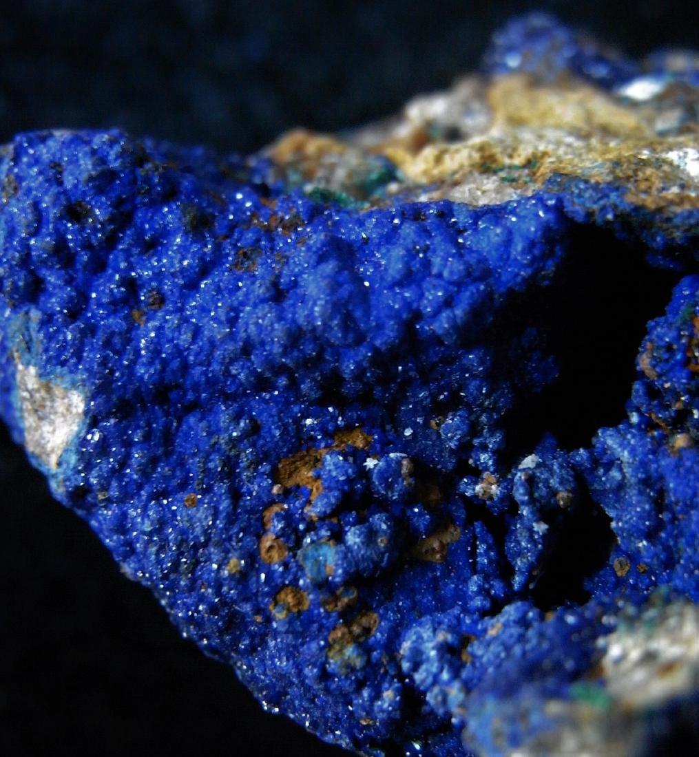 LUSTROUS BLUE AZURITE - 3