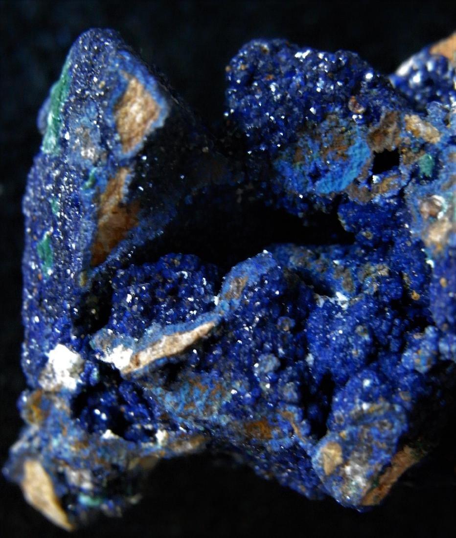 LUSTROUS BLUE AZURITE - 5