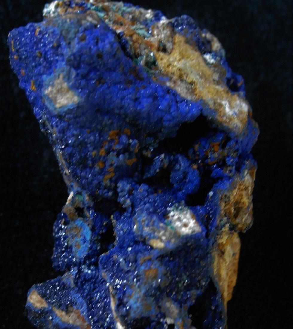 LUSTROUS BLUE AZURITE - 6