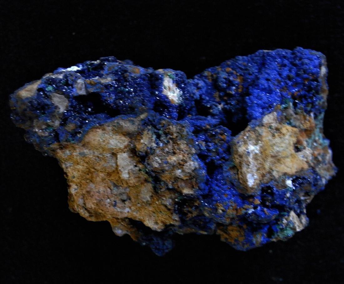 LUSTROUS BLUE AZURITE - 7