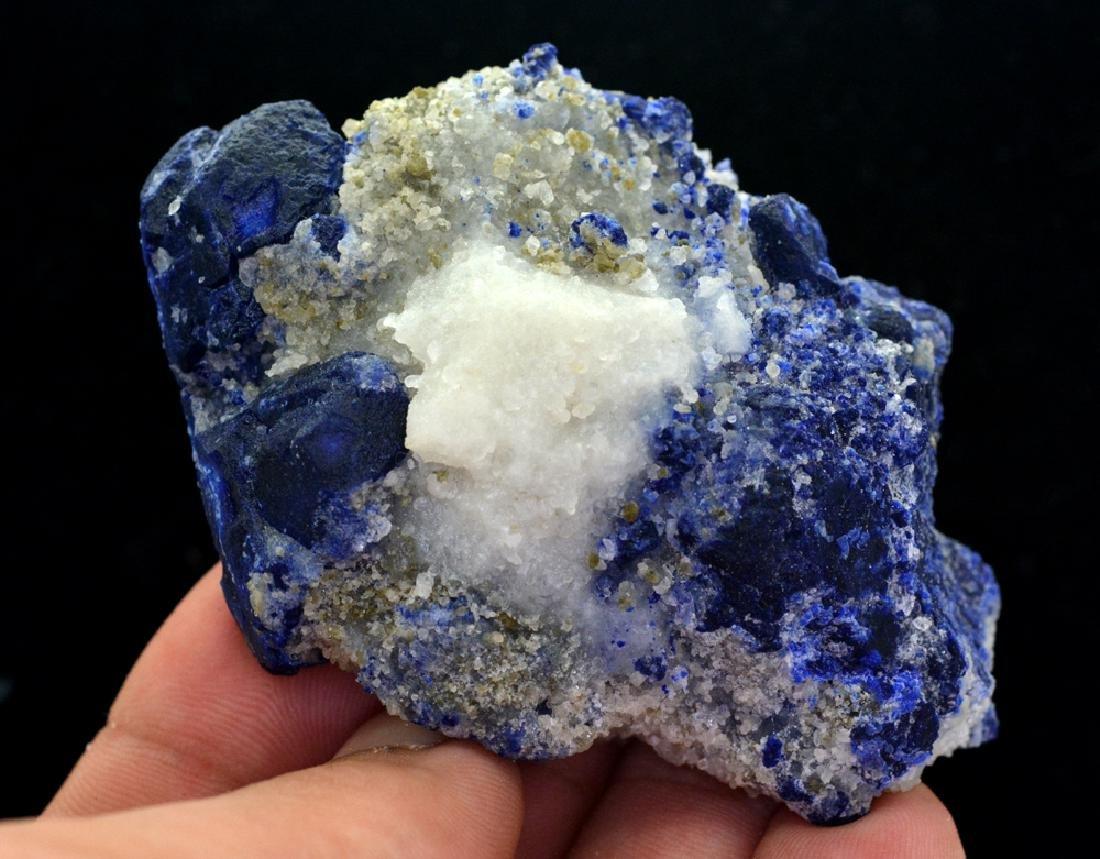 126 Gram Royal Blue Lazurite Specimen