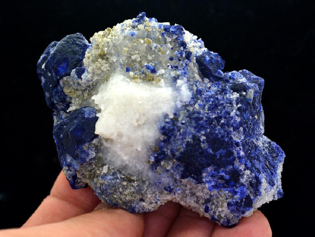 126 Gram Royal Blue Lazurite Specimen - 4