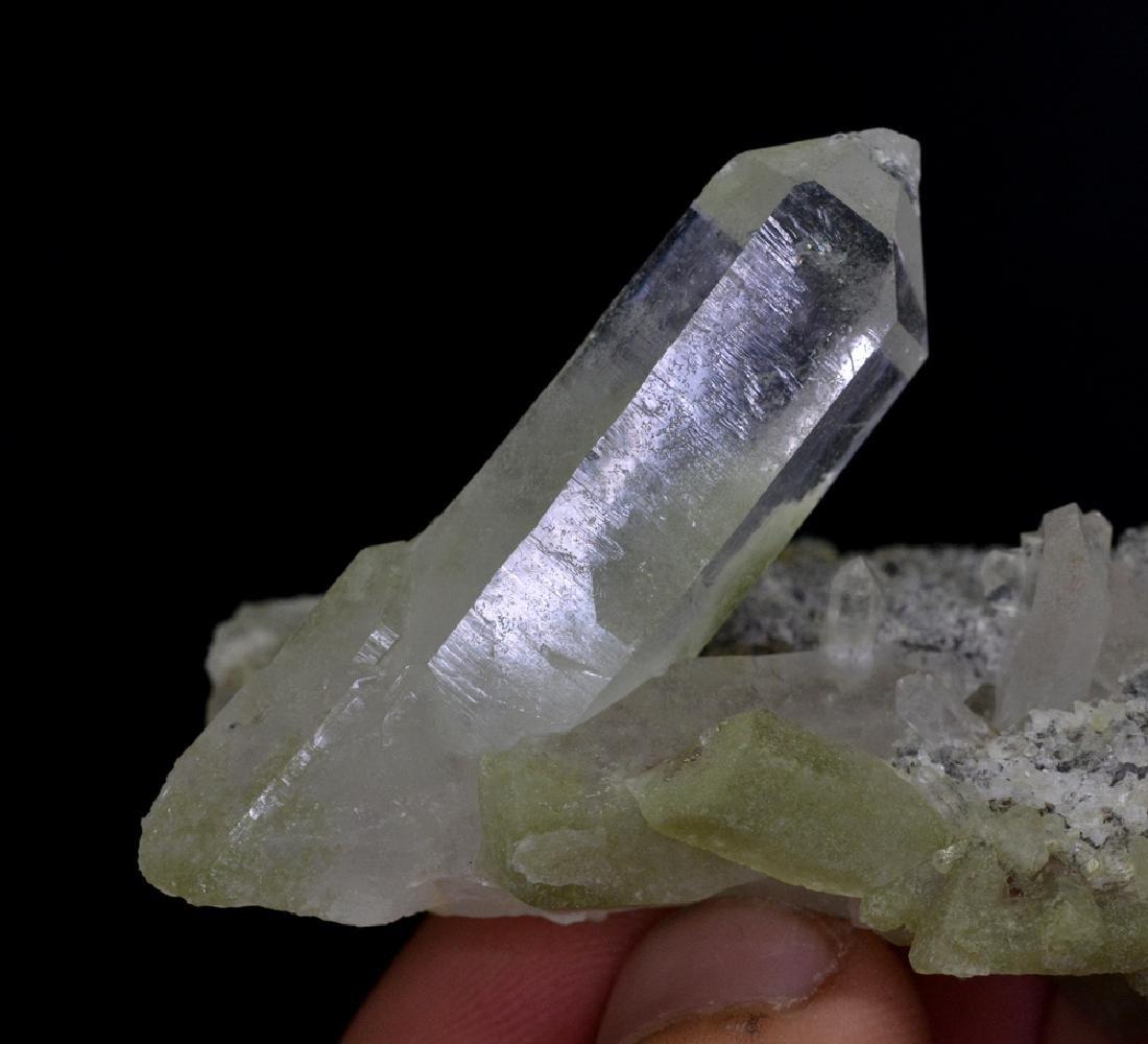 64 Gram Green Chlorite Quartz Specimen - 3