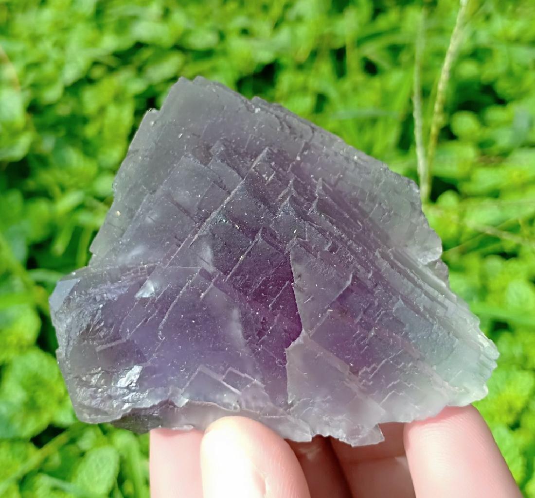 130 Gram Beautiful Fluorite Specimen