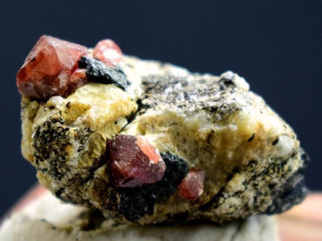 Zircon Specimen from Skardu Pakistan Gram 33 - 39*22*20