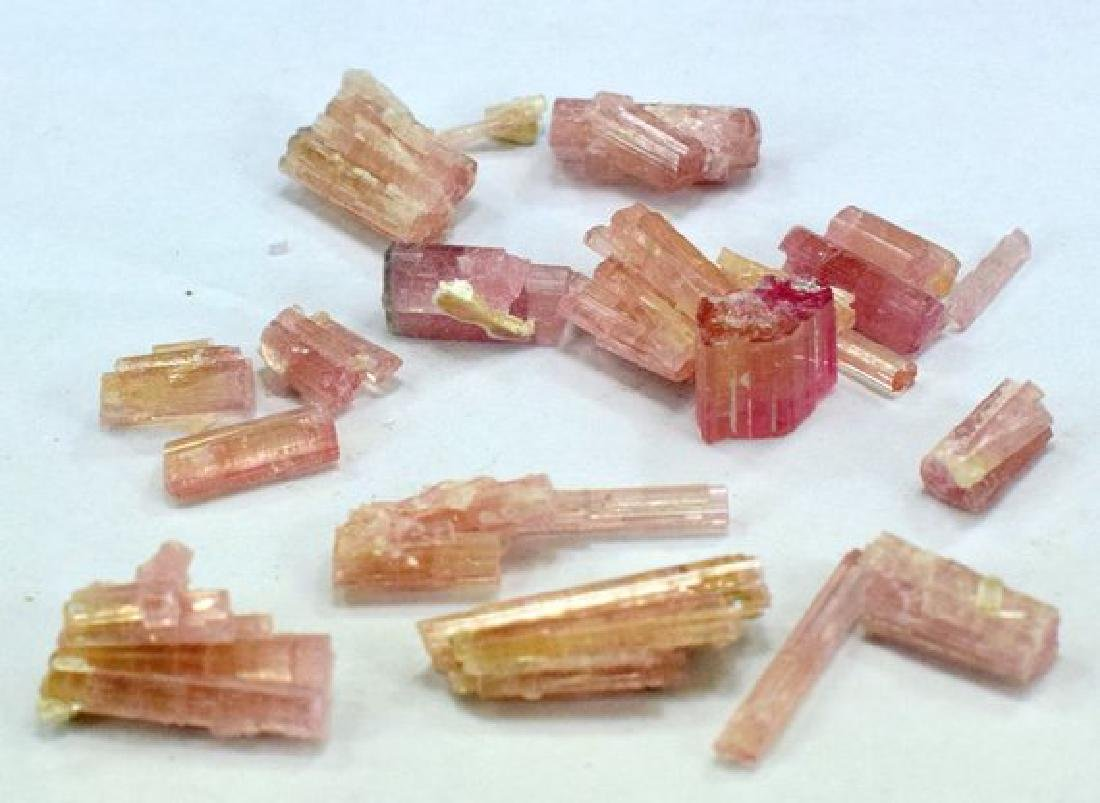 20 Gram Natural Tourmaline Rough Crystal For Wrpping - 3