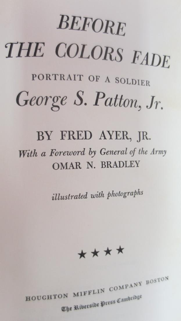 Before the Colors Fade; Portrait of a Soldier George S. - 2