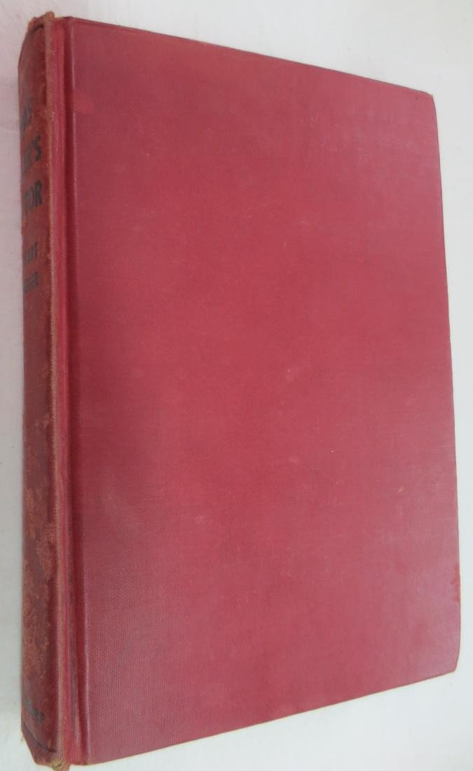 I Was Hitler's Doctor, Red Cover, Author: Kurt Krueger