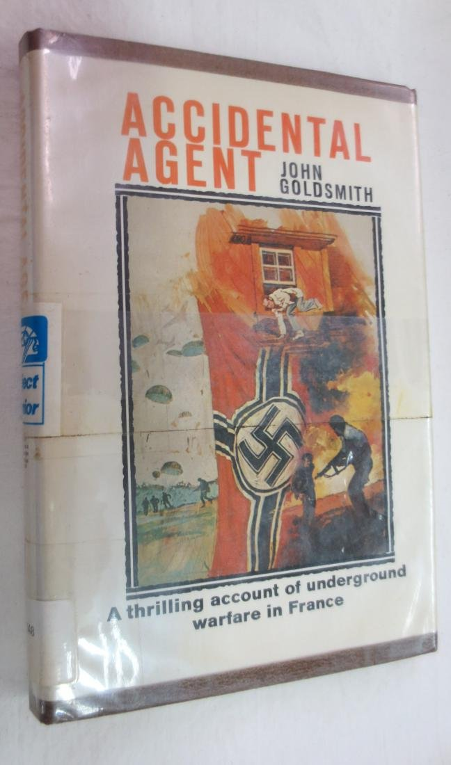 Accidental Agent, Author: John Goldsmith