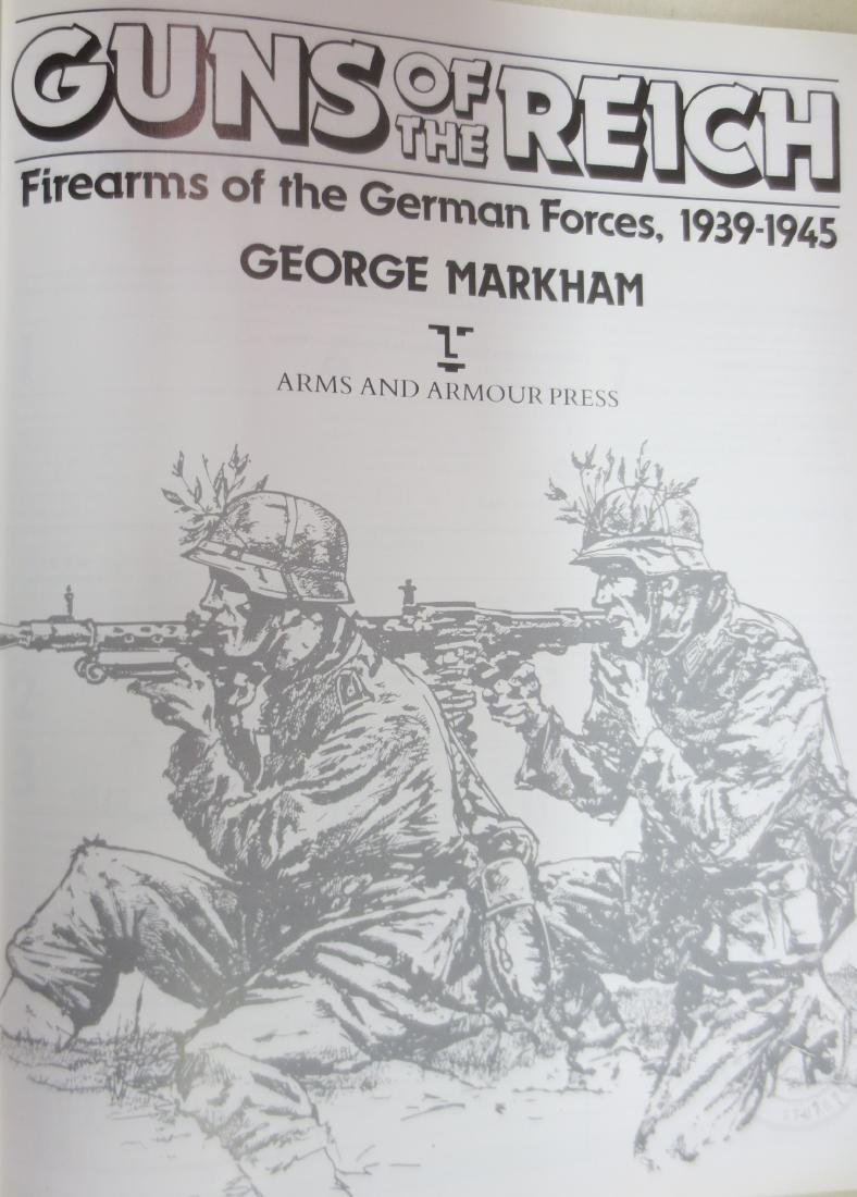 Guns of the Reich; Firearms of the German Forces, - 2