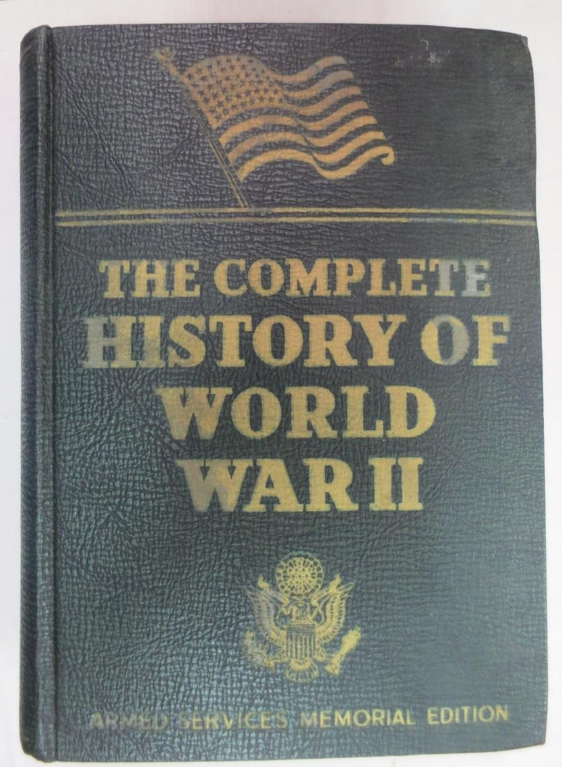 The Complete History of World War II, Author: Francis