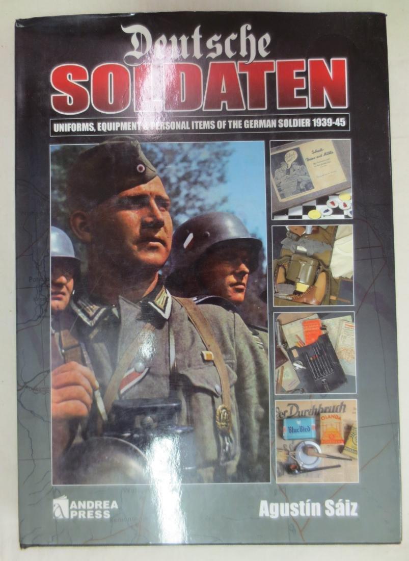 Deutsche Soldaten; Uniforms, Equipment and Personal