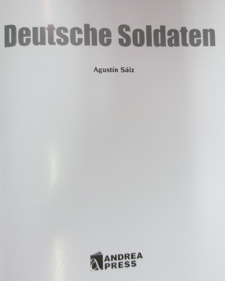 Deutsche Soldaten; Uniforms, Equipment and Personal - 2