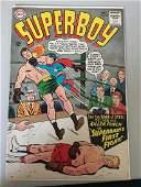 Superboy 1949 Series DC) #124 FN Fine Comics Superman