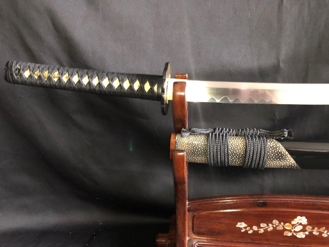 Very nice Sword for Tameshigiri and Iaito Katana - 4