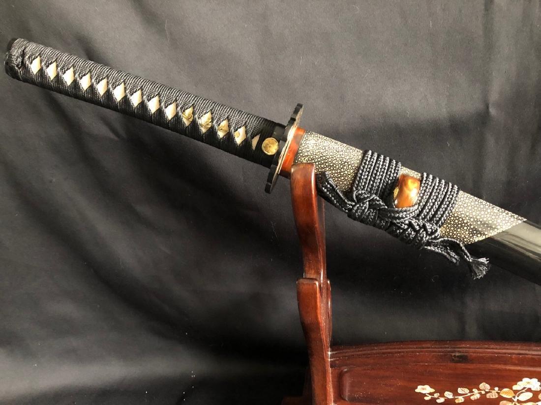 Very nice Sword for Tameshigiri and Iaito Katana - 5