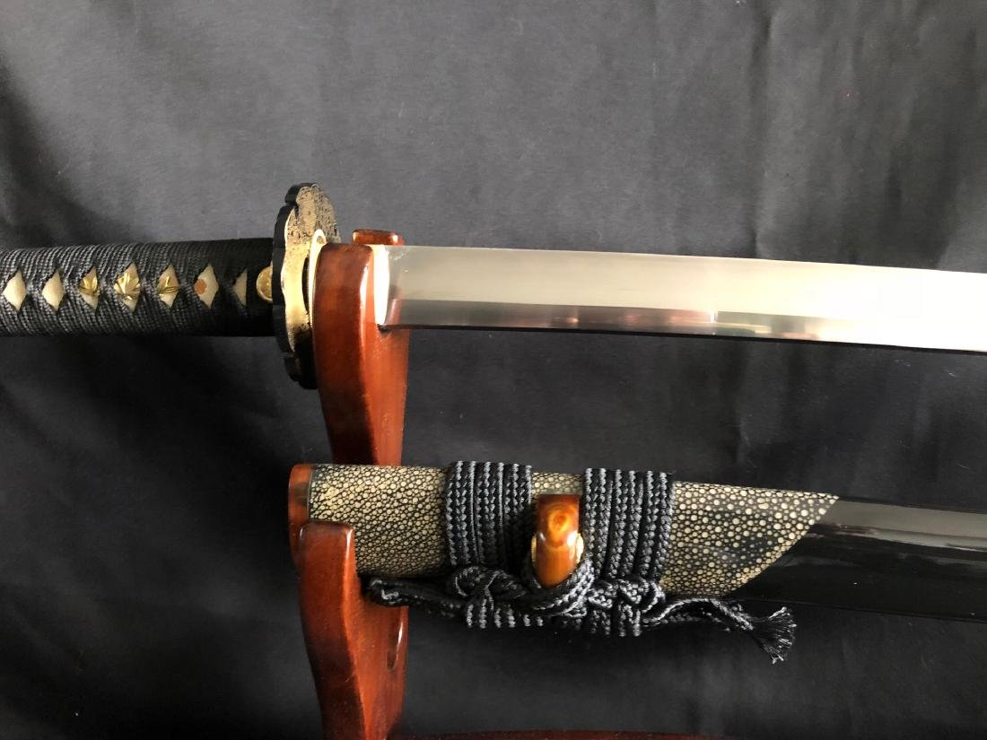 Very nice Sword for Tameshigiri and Iaito Katana - 6